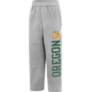 Oregon Ducks Youth Grey Big Print Sweatpants