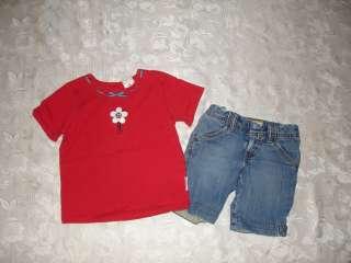 HUGE Lot Girls SPRING/SUMMER Clothes 5/5T GYMBOREE GAP+