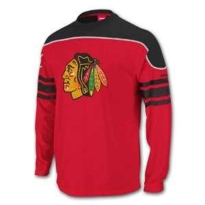Chicago Blackhawks Shootout Long Sleeve T Shirt  Sports