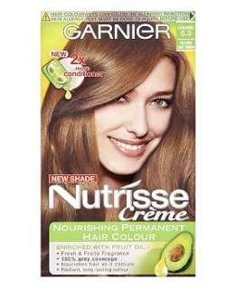 Garnier Nutrisse hair colour 6.3 caramel   Boots