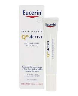 Eucerin Q10 Active Anti Wrinkle Eye Cream   15ml   Boots