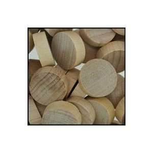 WidgetCo 3/4 Maple Wood Plugs, End Grain
