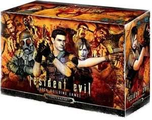 Resident Evil DBG Card Game   Outbreak Expansion (New)