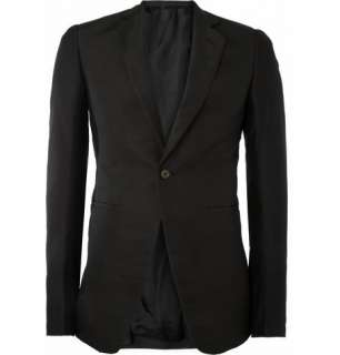 Clothing  Blazers  Single breasted  Contrast Sleeve