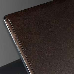 Sony Vaio CW Series Laptop Cover Skin [Brown Leather