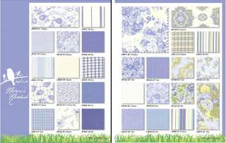 NATURES NOTEBOOK JELLY ROLL Moda April Cornell Fabric |