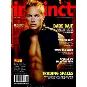 Instinct Magazine (September 2002) Books