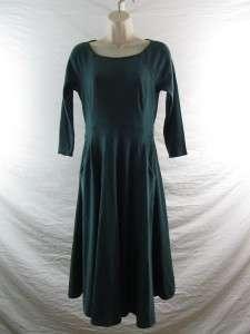 Tibi Womens Wool Jersey Dress Size Small Retail $495