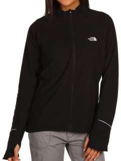 THE NORTH FACE Womens TKA 80 BLACK Full Zip Fleece Jacket S M L New