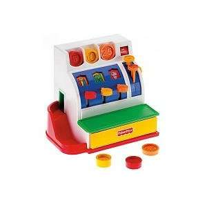 Fisher Price Fun 2 Imagine Cash Register Toys & Games