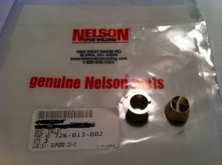GENUINE NELSON STUD WELDING PARTS 709 091 0