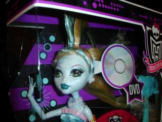 Monster High  ♦  LAGOONA BLUE ♦  Puppe +DVD