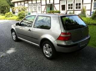 VW Golf IV, Ocean, 75 PS, 72400 KM, grüne Plakette TÜV 05/2014 in