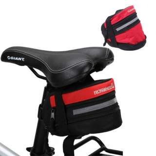Cycling Bicycle Bike Saddle Bag carry Bag Seat extending Outdoor Pouch