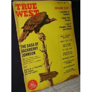 True West (July August 1965) (All True   All Fact