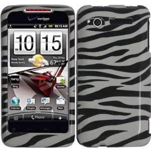 Zebra Hard Case Cover for HTC Merge 6325 Cell Phones & Accessories