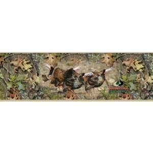 Mossy Oak Graphics Wild Turkey Window Graphic: Sports