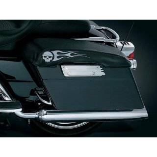 Lid Covers for Harley Davidson Touring Hard Saddl