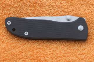 SANRENMU SRM High Quality Steel Folding Knife GB   707