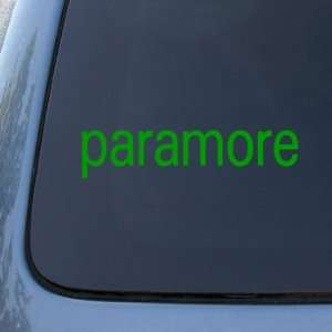 PARAMORE   Twilight   Vinyl Car Decal Sticker #1863  Vinyl Color