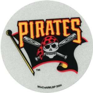 Pittsburgh Pirates   Logo Reflective Decal   Sticker MLB