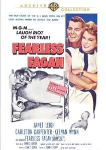 1952) Carleton Carpenter, Keenan Wynn, Janet Leigh 883316456194