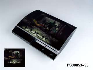 Skin Cover Protector For Sony PS3 Fat Old PS3 Game Console