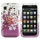 pink flower hard case cover for samsung $ 4 24  free