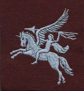 British Army Airborne Forces Pegasus patch