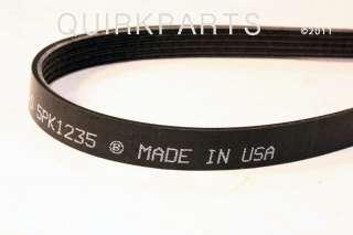 2000 2004 Nissan Xterra Power Steering Belt V Belt GENUINE OEM