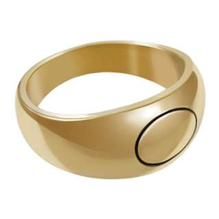 NEW Mens Gold Plated Joseph Smith LDS Ring