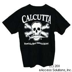 Calcutta Heavy Duty Performance Mens T Shirt