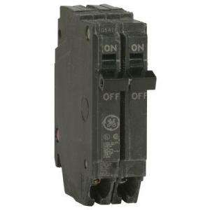 GE Q Line 30 Amp 1 In. Double Pole Circuit Breaker THQP230 at The Home