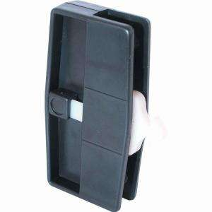 Prime Line Plastic Sliding Screen Door Latch and Pull with Security