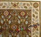 Pottery Barn Palampore Floral Rug