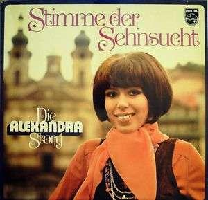 12 2 LPS   DIE ALEXANDRA STORY   STIMME DER SEHNSUCHT