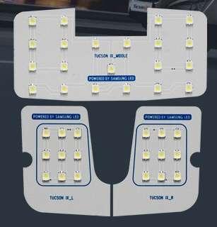 SuperBright Premium LED Interior Map Dome light 2010 2011 Hyundai ix35