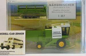 40161 IFA Fortschritt Mähdrescher E 514 grün TOP Modell