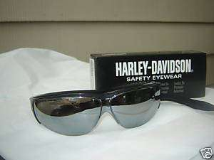 Harley Davidson Sunglasses FAT BOY Mirror Lens w/cord