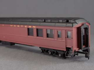 DTD   HO SCALE IHC 49512 HEAVYWEIGHT N&W #356 COMBINE PASSENGER CAR