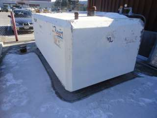 ConVault 1000 Gallon Diesel Fuel Tank