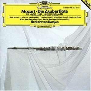 , Araiza, Dam, Karajan, Bp, Wolfgang Amadeus Mozart  Musik