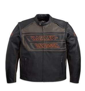 HARLEY DAVIDSON Mens Jacket, 97087 12VM