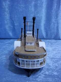 Robert E. Lee Mississippi Steamboat Wooden Model 1150