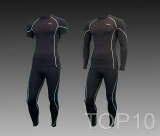 POWER COMPRESSION PERFORMANCE TIGHTS + TOP FULL SET