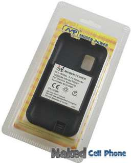 MUGEN 3200mAh EXTENDED BATTERY FOR SAMSUNG FASCINATE