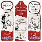 diary of a wimpy kid jeff kinney bookmarks one day