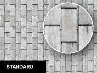 0264 Metal Roofing Tiles Texture Sheet