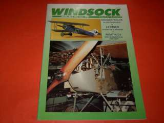Windsock International Magazine Vol.10 No.3