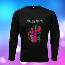 FOO *FIGHTERS Dave Grohl Wasting Light t shirt S to 3XL